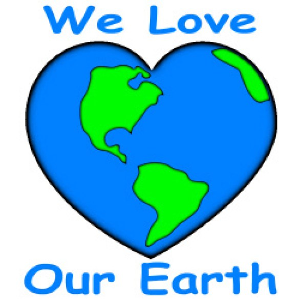 Earth Day Cliparts for Facebook