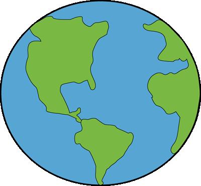 Earth - Space Clip Art