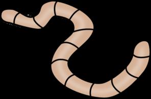 Earthworm Clipart-Earthworm Clipart-7