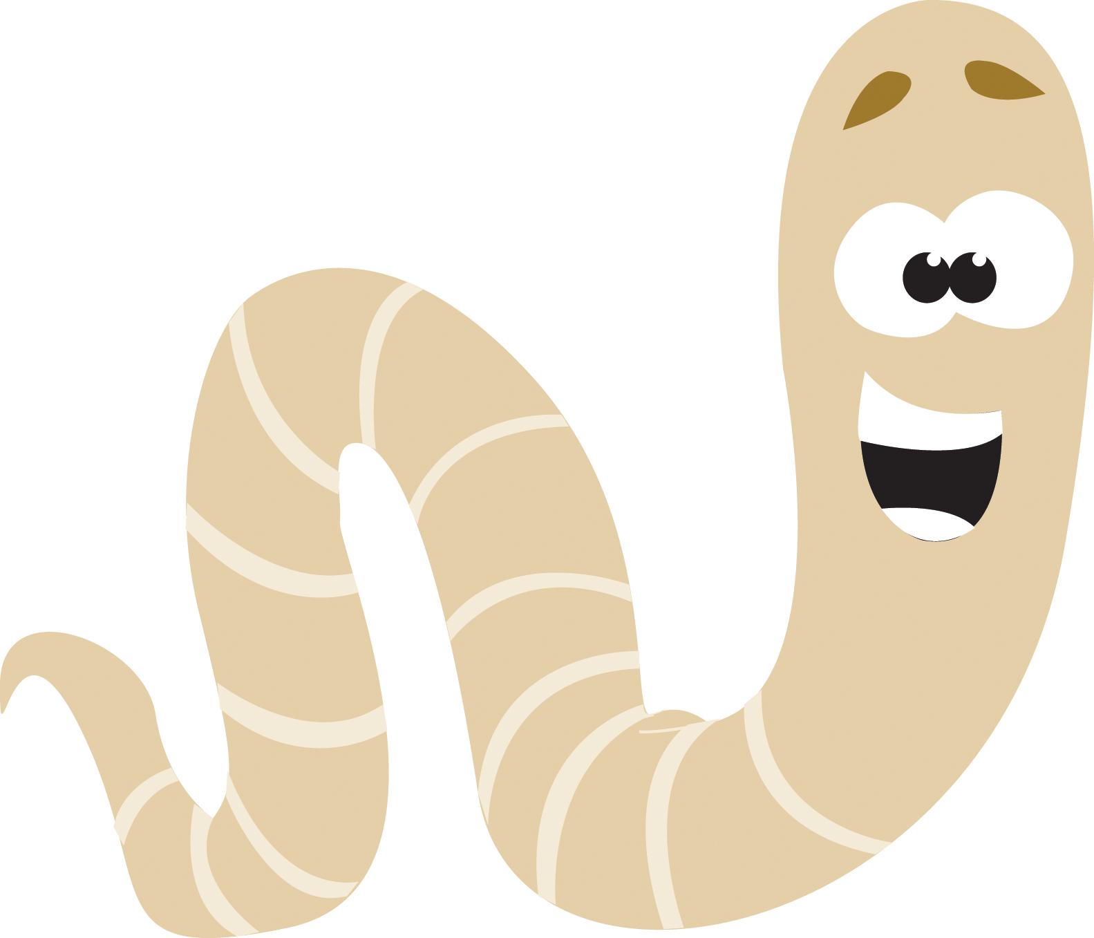 ... Earthworms In Soil Clipart ...-... Earthworms in soil clipart ...-13