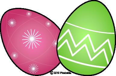 Easter Egg Border%-easter egg border%-2