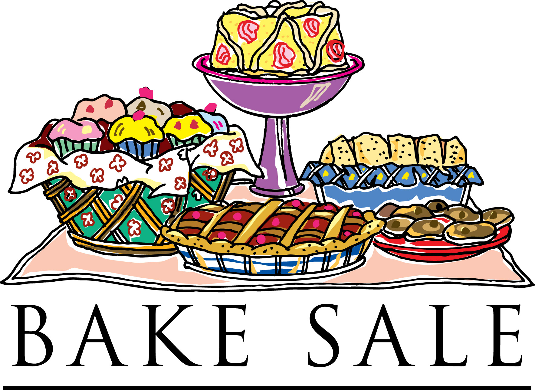 Easter Bake Sale Platte County Senior Outreach