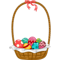 Easter Basket Bunny Png Image - Easter Basket Bunny Clipart