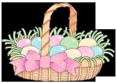 Easter basket clipart tumundografico 3