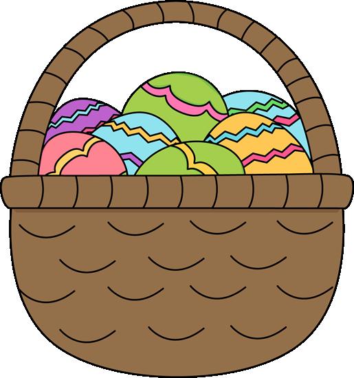 Easter Basket Pics . - Easter Basket Clip Art