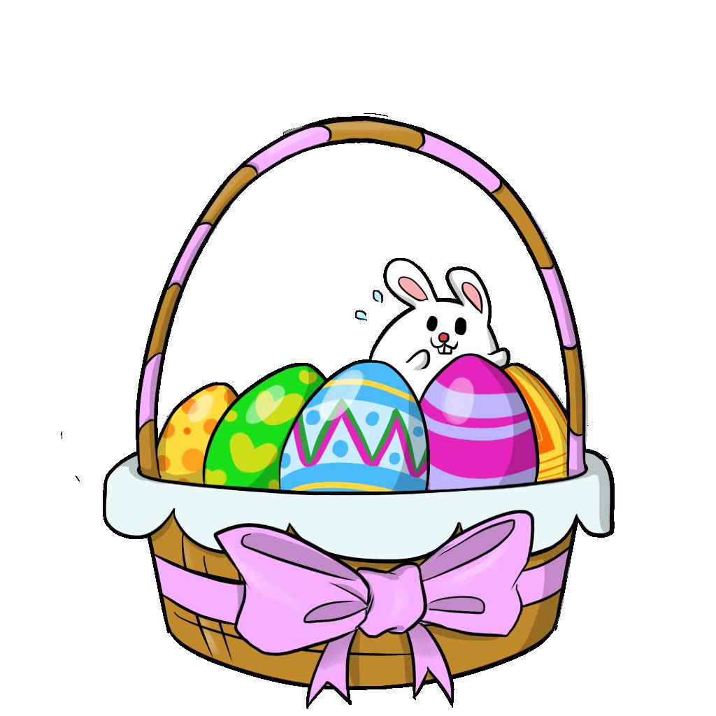 Easter Baskets Clip Art Images Free For -Easter Baskets Clip Art Images Free For Commercial Use-10