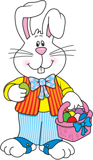 Easter Bunny Clip Art-Easter Bunny Clip Art-9