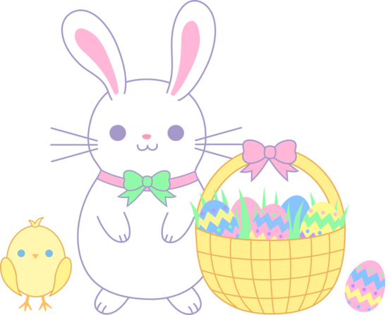 Easter Bunny Clip Arts and Bunny Vector free | Poetry