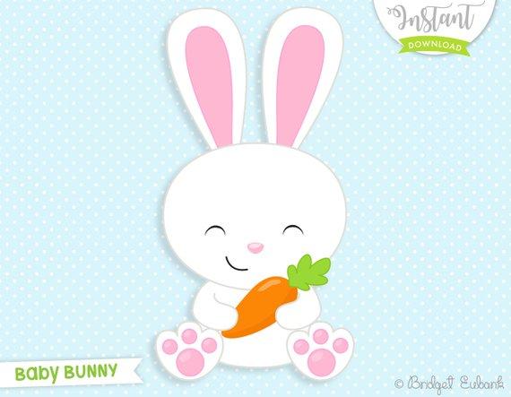 Easter Bunny Clipart-Clipartlook.com-570