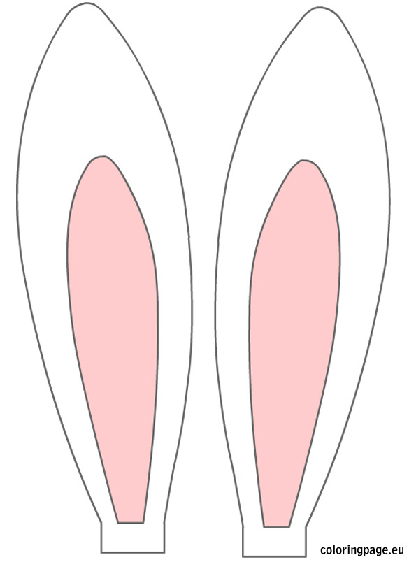 Easter Bunny Ears Clipart #1-Easter Bunny Ears Clipart #1-5