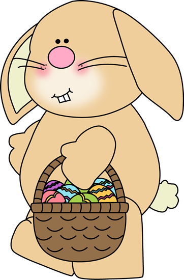 Easter Bunny - Easter Bunny Clipart