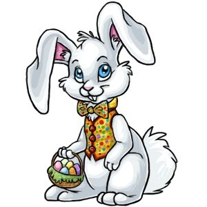 Easter Bunny Free Clipart #1-Easter Bunny Free Clipart #1-13
