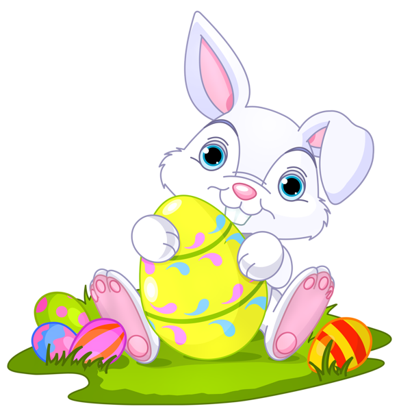 Easter Bunny Happy Easter Clip-Easter bunny happy easter clip-7
