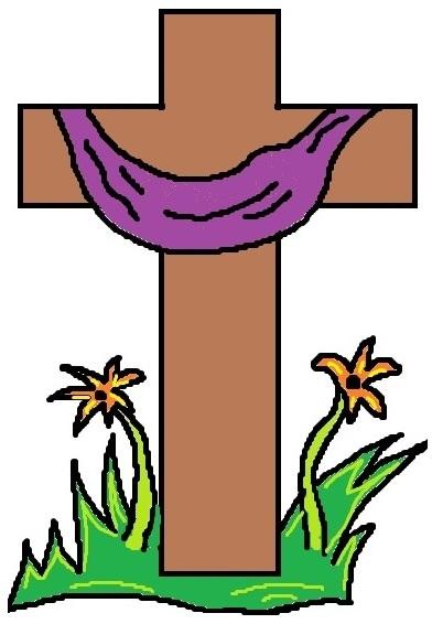Easter Cross Clipart Easter Clipart
