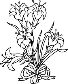 ... Easter cross clipart religious; Colo-... Easter cross clipart religious; Coloring, Tiger lilies and Coloring pages ...-8