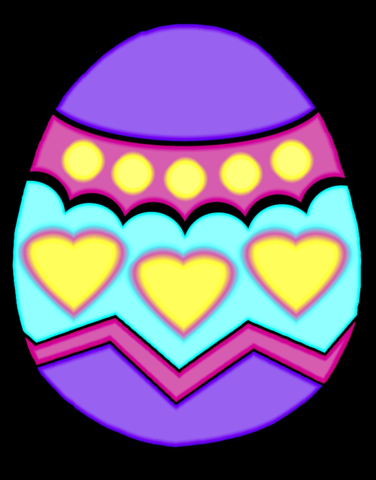 Easter Egg Clip Art - Easter Eggs Clip Art