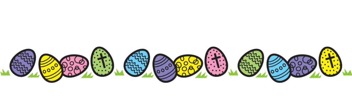 Easter Egg Hunt Clipart .