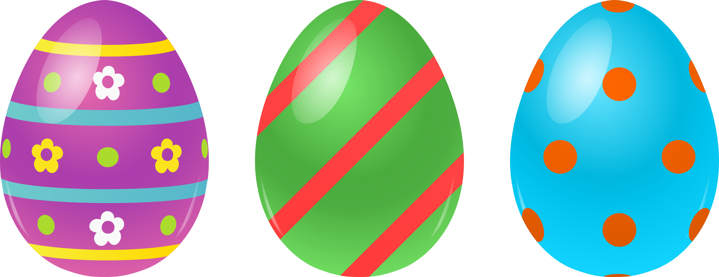 . ClipartLook.com Easter Eggs ClipartLook.com