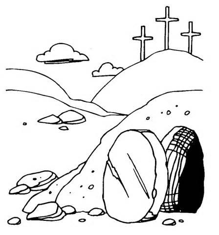 Easter Empty Tomb Clip Art ..-Easter Empty Tomb Clip Art ..-8