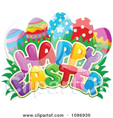 Easter Flowers Clip Art-Easter Flowers Clip Art-1