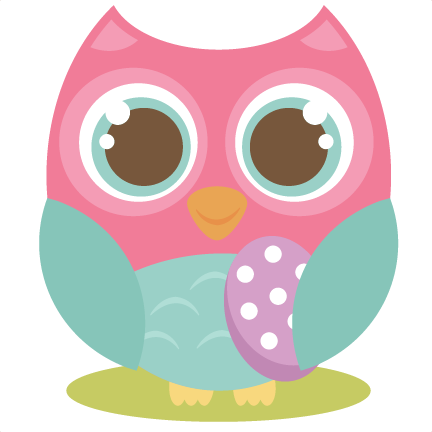 Easter Owl Svg Cutting File Cute Owl Clipart Free Svg Cut Files