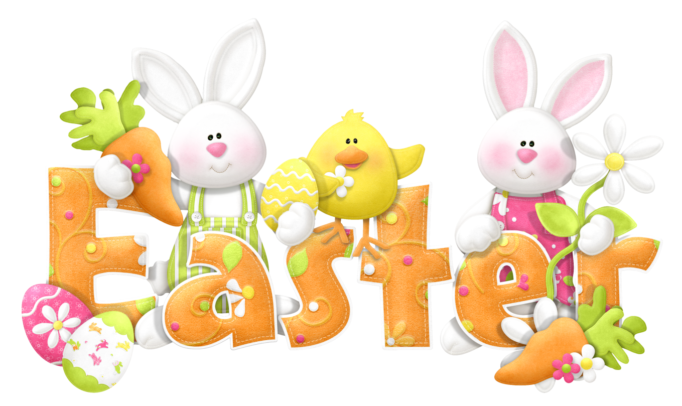Easter Transparent Cute Text Png Clipart-Easter Transparent Cute Text Png Clipart Cliparts Co-15