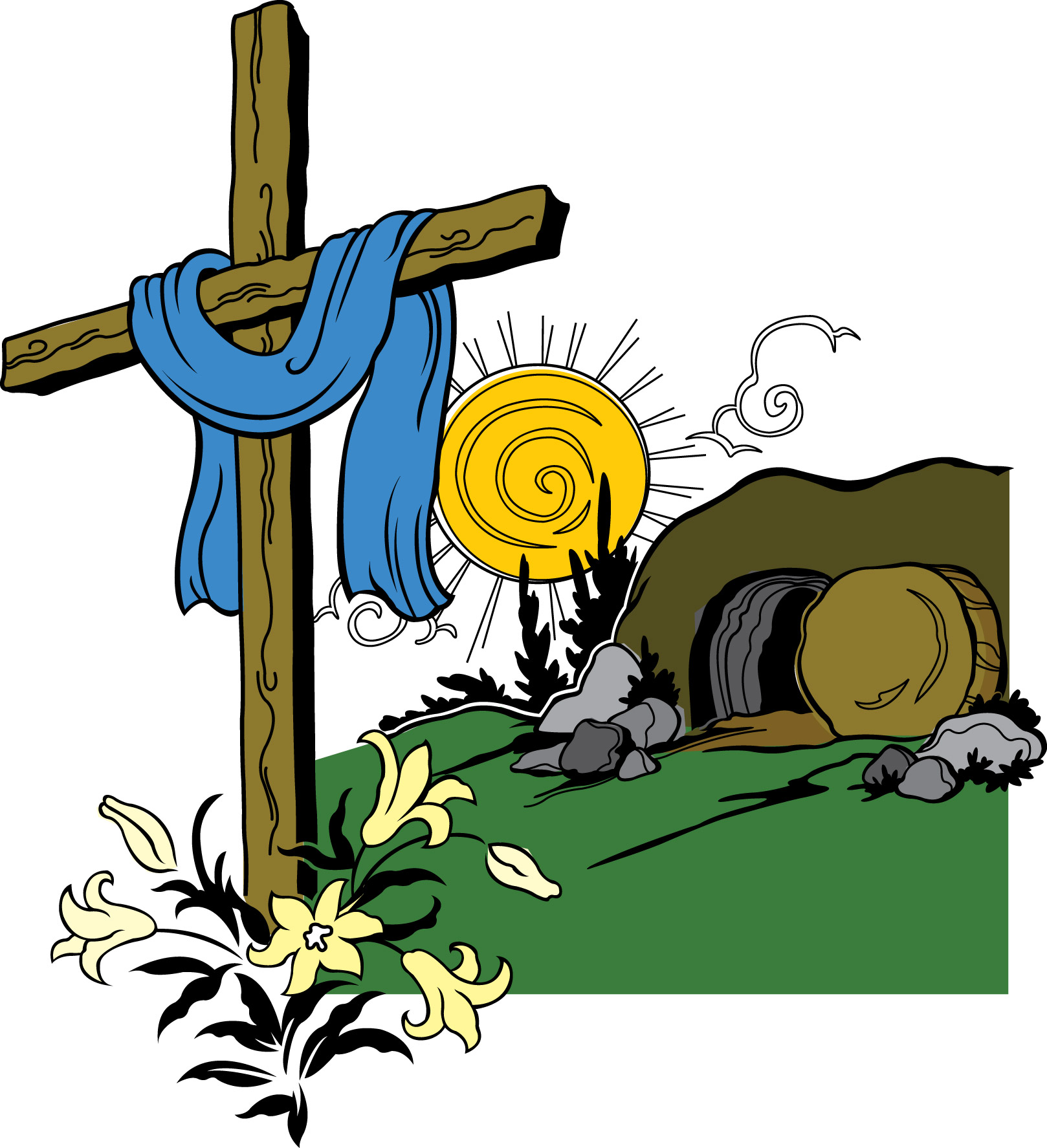 Easter: When Doubt Failed   Grace Baptis-Easter: When Doubt Failed   Grace Baptist Church ...-12