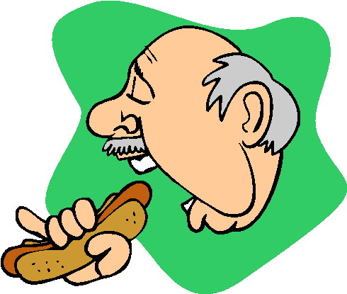 Eating clip art