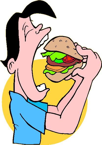 Eating Clip Art-Eating Clip Art-1