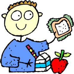Eating Lunch Clipart Free Clipart Images-Eating lunch clipart free clipart images-1