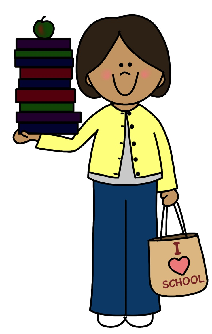 EDUCASONG : Teacher Types: Wh - Teachers Clipart
