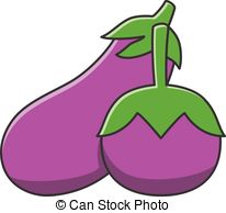 Eggplant Stock Illustrationsby kgtoh1/155 Eggplant