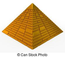 Egyptian Pyramid - Pyramid Clip Art