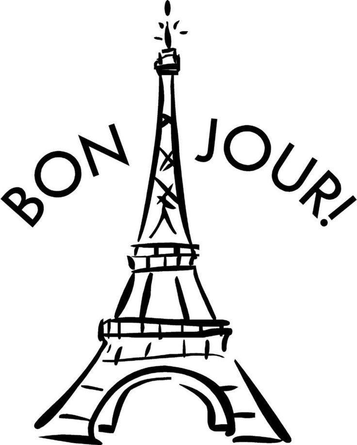736x915 10  Eiffel Tower Clipart