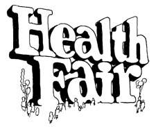 El Capitan Middle School Empl - Health Fair Clip Art