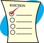 Election Ballot Clipart