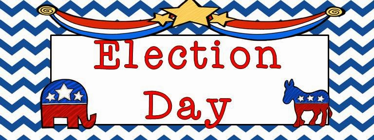 election day 2016 clip art .