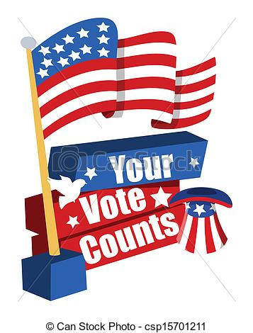 Election Day Clip Art