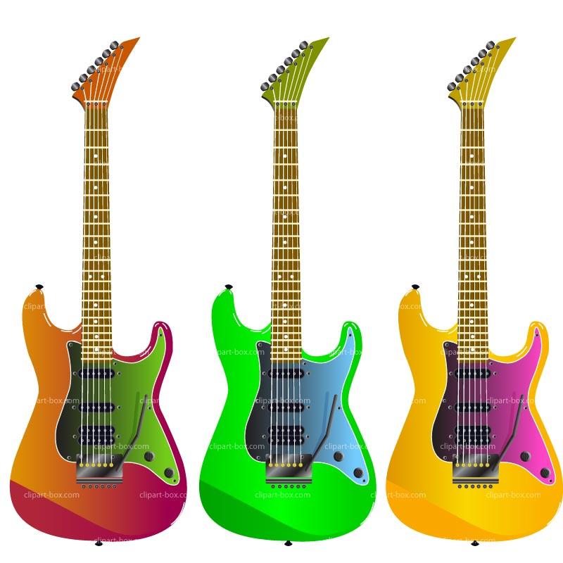 electric guitar clip art-electric guitar clip art-11