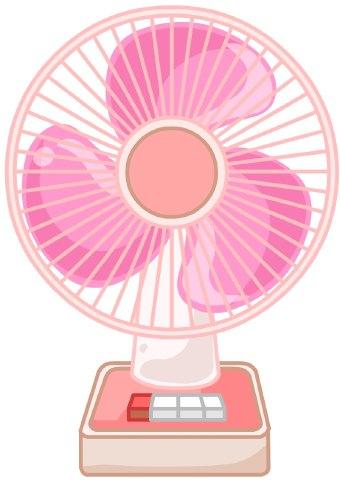 Electric Fan Clipart #1