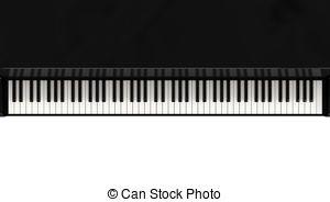 Electric piano keyboard .-Electric piano keyboard .-10
