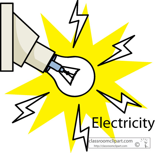 Electrical Energy Clipart #1