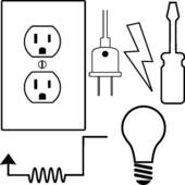 electrical equipment; electrical installation ...