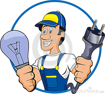 Electrician Stock Illustrations u2013 4,-Electrician Stock Illustrations u2013 4,092 Electrician Stock Illustrations, Vectors u0026amp; Clipart - Dreamstime-8