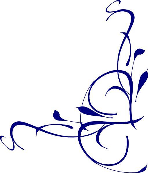 Elegant swirl designs clip art elegant swirls clipart pictures