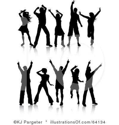 Elementary School Dance Clip  - Free Dance Clip Art