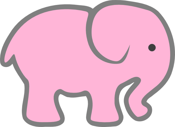 Elephant Clipart Baby Shower-elephant clipart baby shower-5