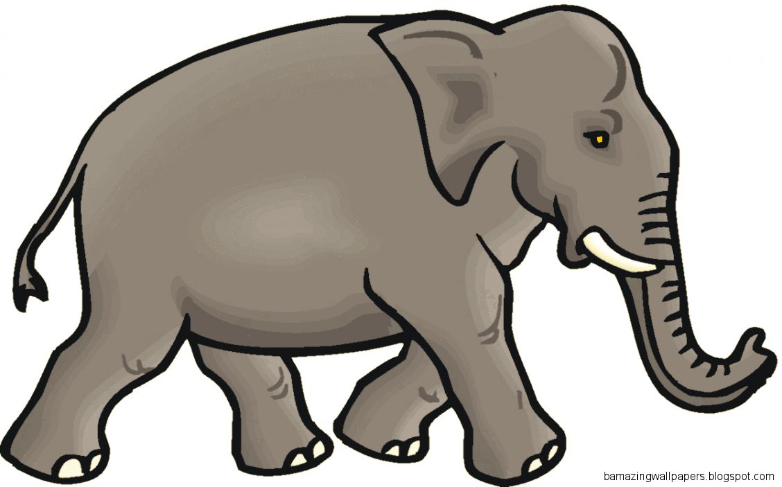 Elephant Clipart-elephant clipart-4
