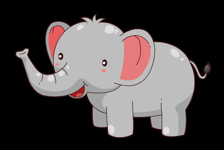 elephant clipart - Elephants Clip Art
