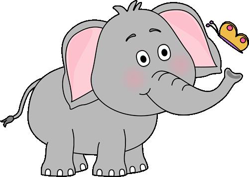 Elephant And Butterfly-Elephant and Butterfly-7